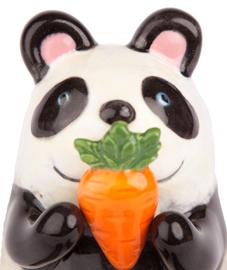 Panda bisque