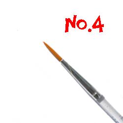 Liner Brush No.4 RB104