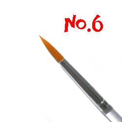 Round Brush No.6 RB116