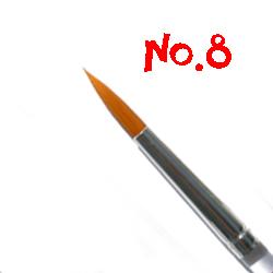 Round Brush No.8 RB118