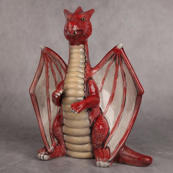 Dragon Bank 24cm Tall x 22cm Wide MB1338