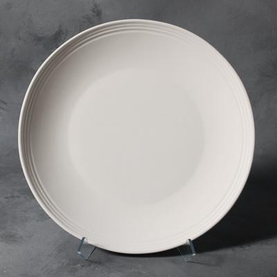 Plate 28cm Wide SB105
