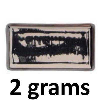 silver 2 grams