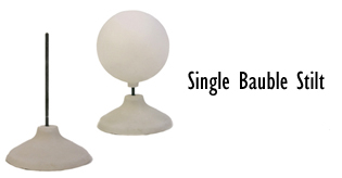 bauble stilt single
