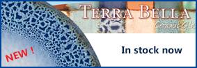 Terra Bella Glazes from Hobby Colorobbia