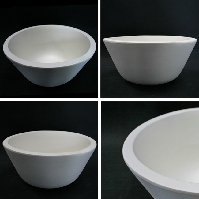 Thick walled bowl