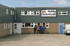Hobby Ceramicraft Pottery Wholesale
