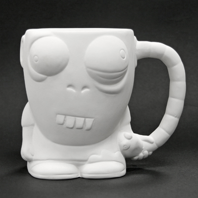 Zombie Mug 11.5cm CX5060
